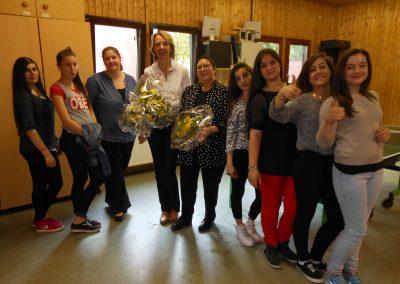 1.500 Euro für Mädchenprojekt der Amigonianer