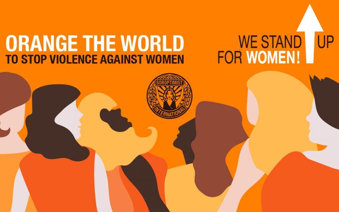 SI setzt Zeichen gegen Gewalt