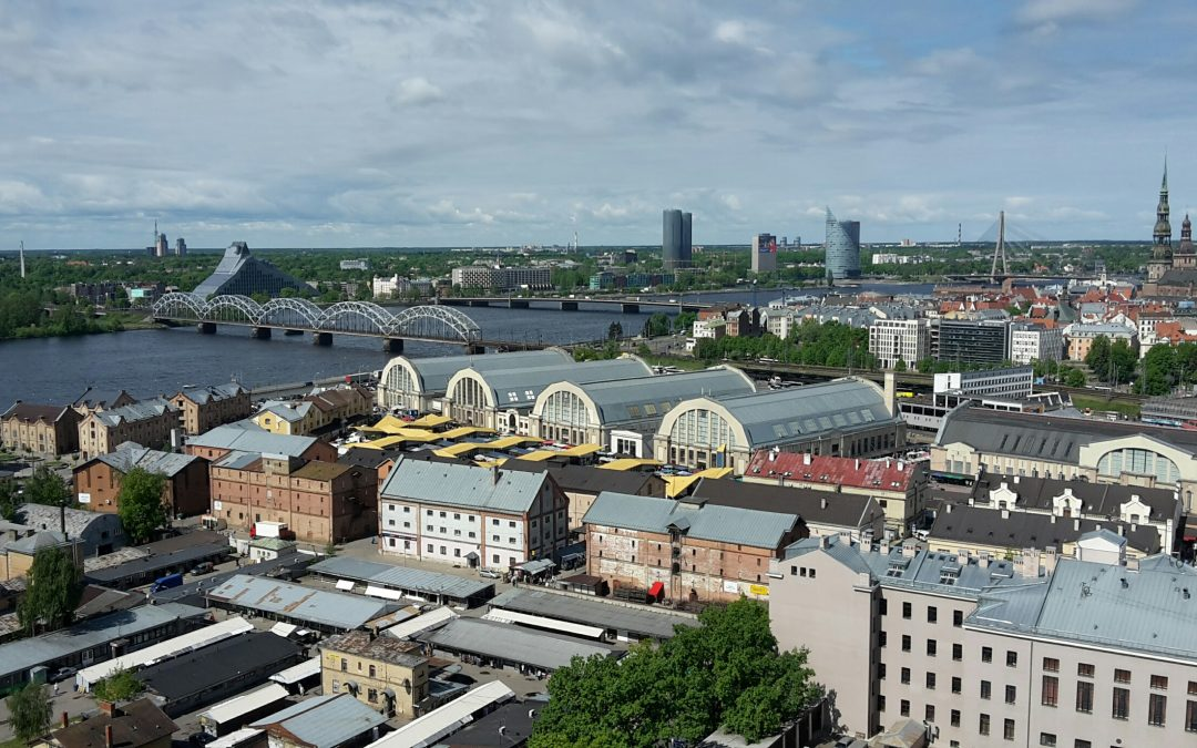 Clubfahrt nach Riga