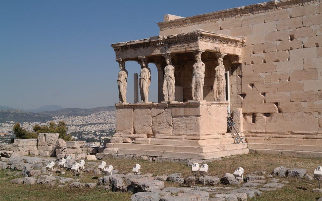 Athen – von der Antike bis in die heutige Zeit eine faszinierende Stadt