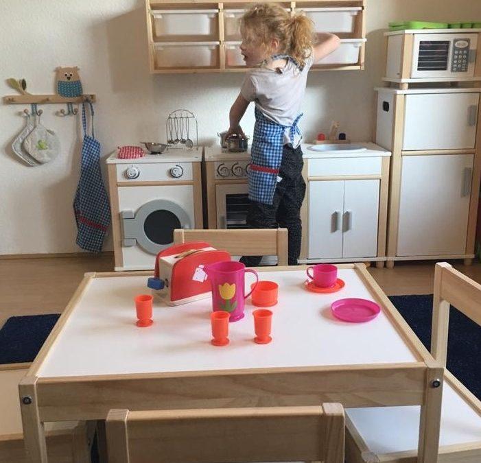 Kindgerechte Möbel fürs Mutter-Kind-Haus in Herten