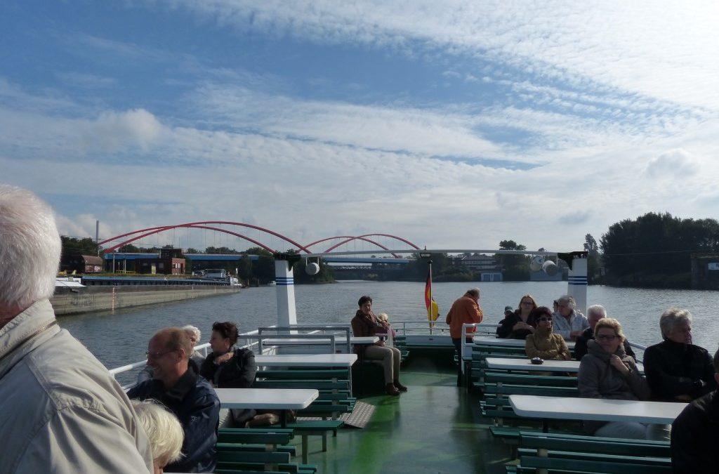 Schiffstour zum Baldeneysee
