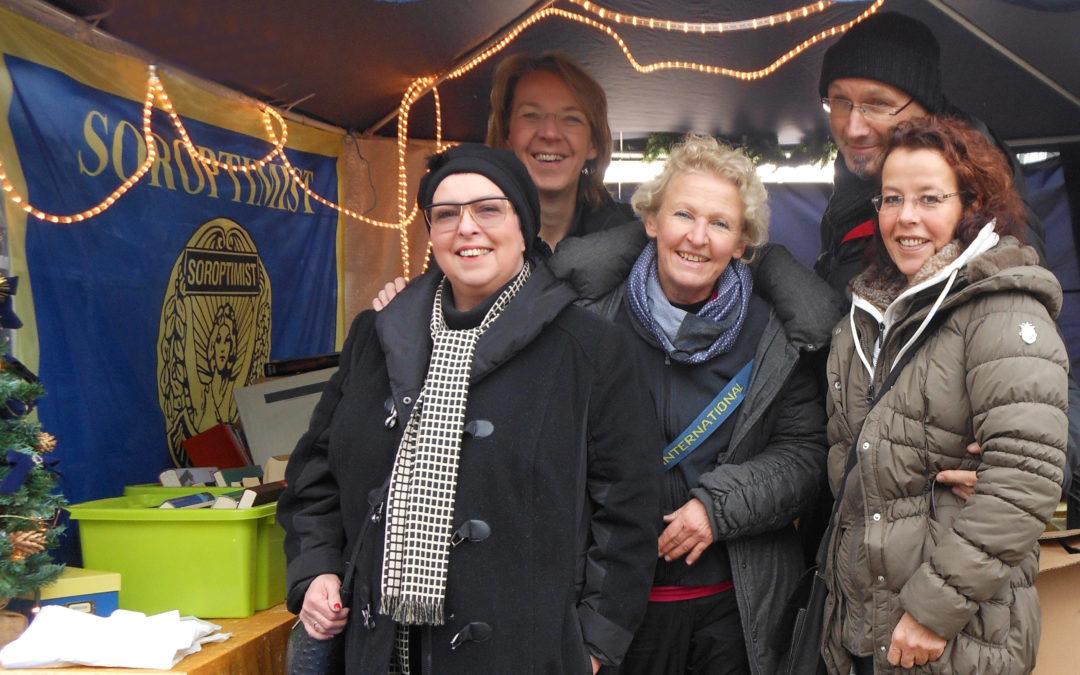 Beliebter Weihnachtsmarkt